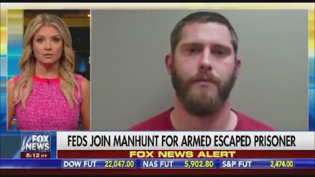 FOX NEWS ALERT: Manhunt underway for Ohio prisoner armed with a stolen gun https://t.co/5mgOBcfoRG