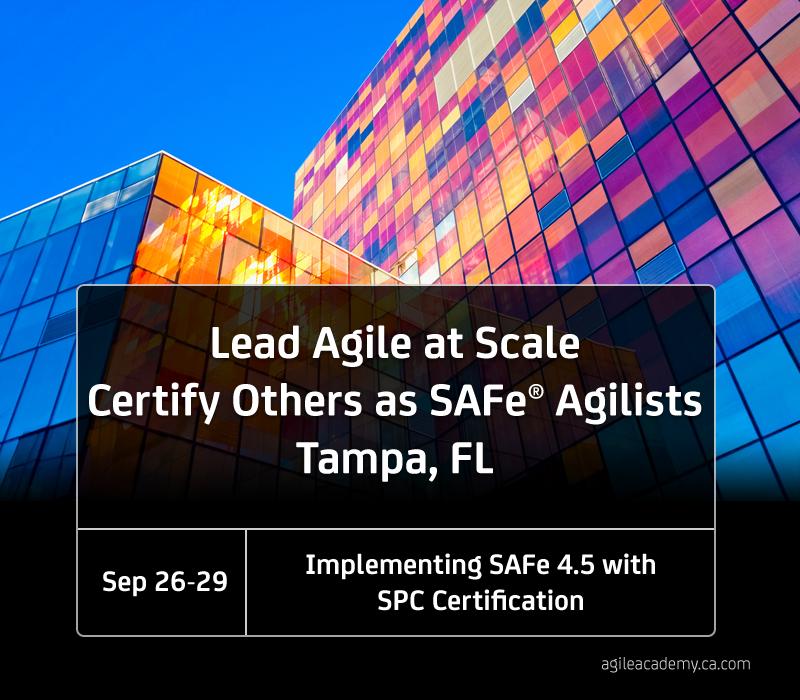 Ca Agile Central On Twitter Champion Agileatscale Spc
