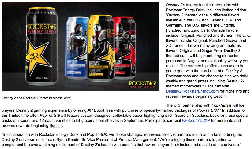 rockstar energy drink marketing plan The rockstar energy drink rc boat has pictures of rockstar energy drinks on the box us senator richard blumenthal says this breaks a promise by rockstar to stop marketing to children under the age of 12.