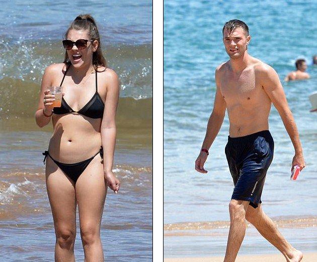 Michelle tinder josh The Couple