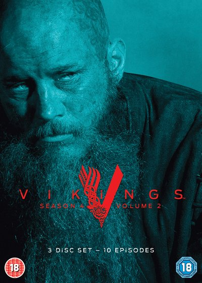 Vikings complete bluray