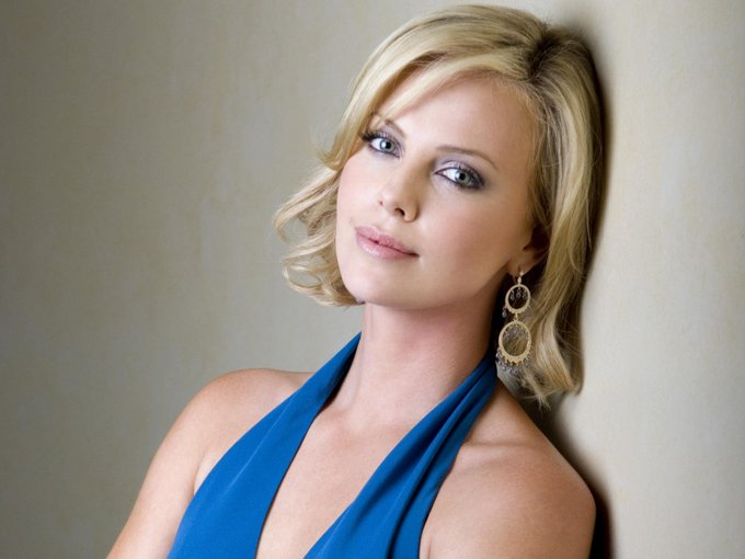 Happy Birthday, Charlize Theron! Born 7 August 1975 in Benoni, South Africa