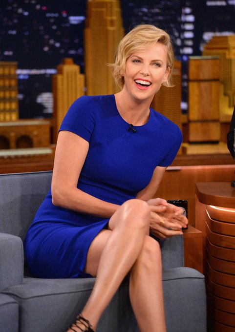 Charlize Theron HAPPY and Good birthday