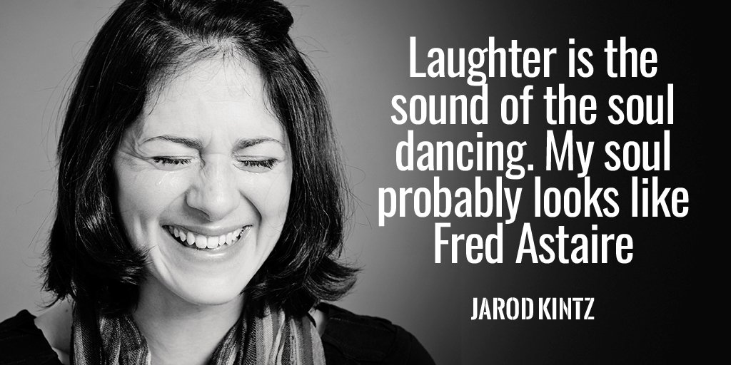 Image result for laughter is the sound of the soul dancing