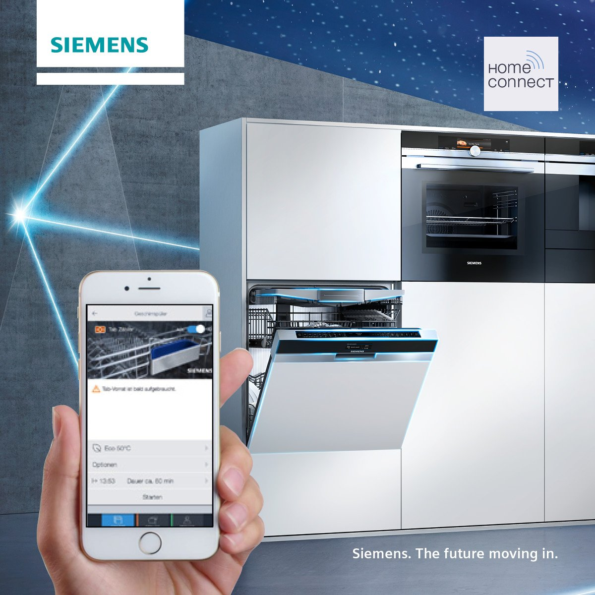 "siemens home uk on twitter: ""home connect allows you to control your"