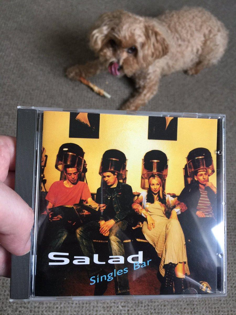 Singles salad