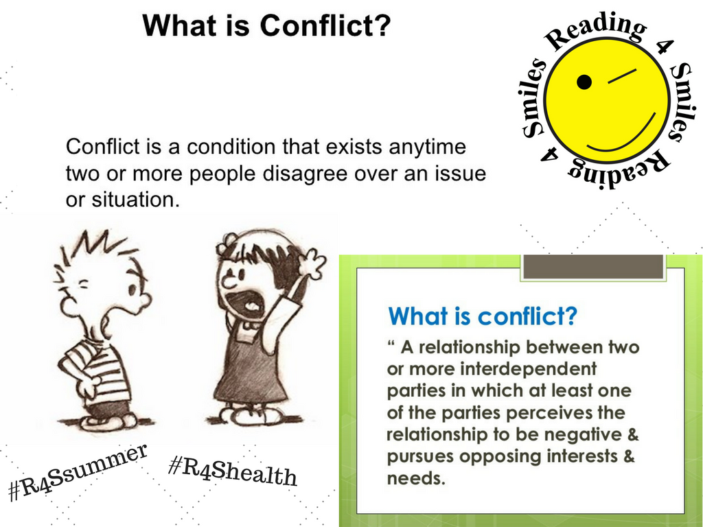 What is conflict 17