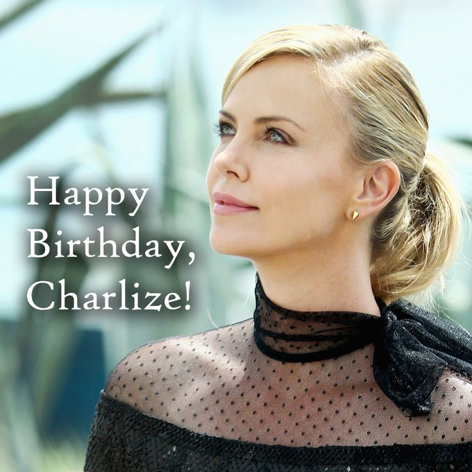 Happy Birthday, Charlize Theron! The star turns 42 today!