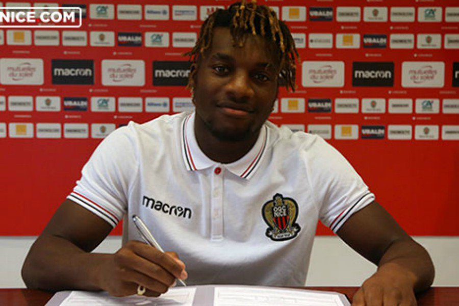 Mercato OGCN: Saint-Maximin débarque https://t.co/KeU3D2DqgR