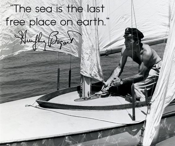 Sailing Quotes Hemingway Quotesgram: John Burnham (@johnsburnham)