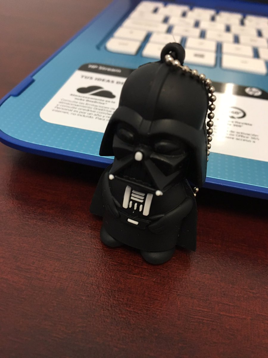 USB THE FORCE!