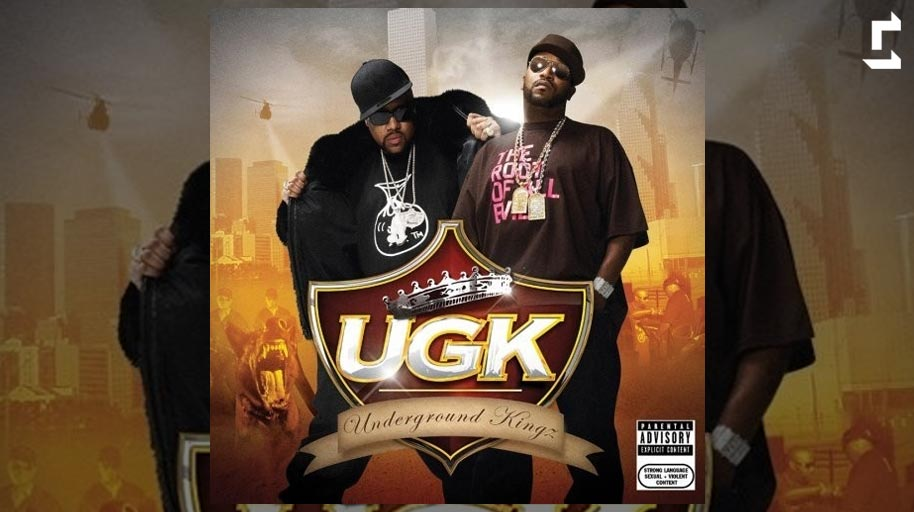 #UGK's first No. 1 album, 'Underground K...