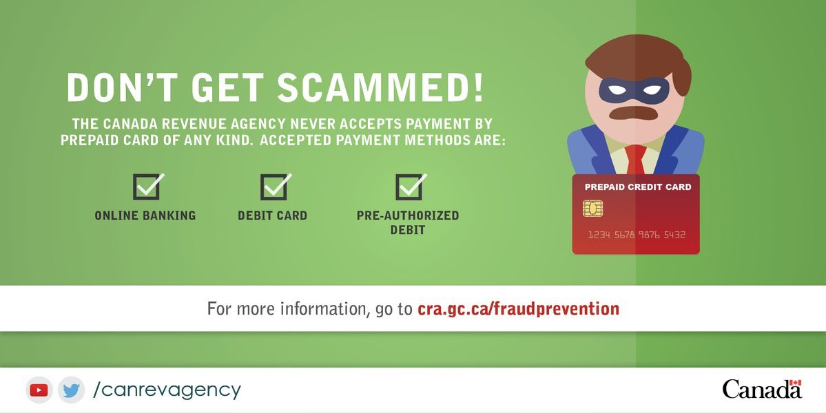 Fraud comes in all shapes and sizes. Know the signs and don't fall vic...