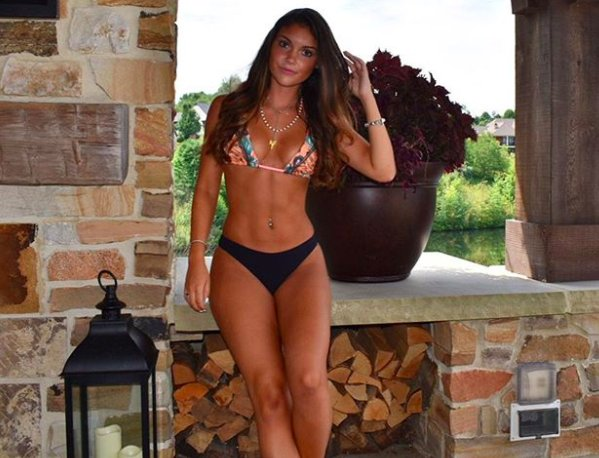 cb4135c6108 TFM Babe Of The Day  Hillary From Florida State University ...