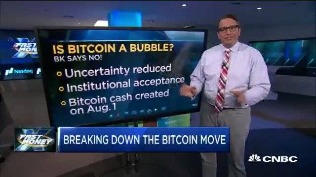 Bitcoin surges to new all-time highs, and @BKBrianKelly makes his case for why the rally is far from over https://t.co/9TH86Wa2q2