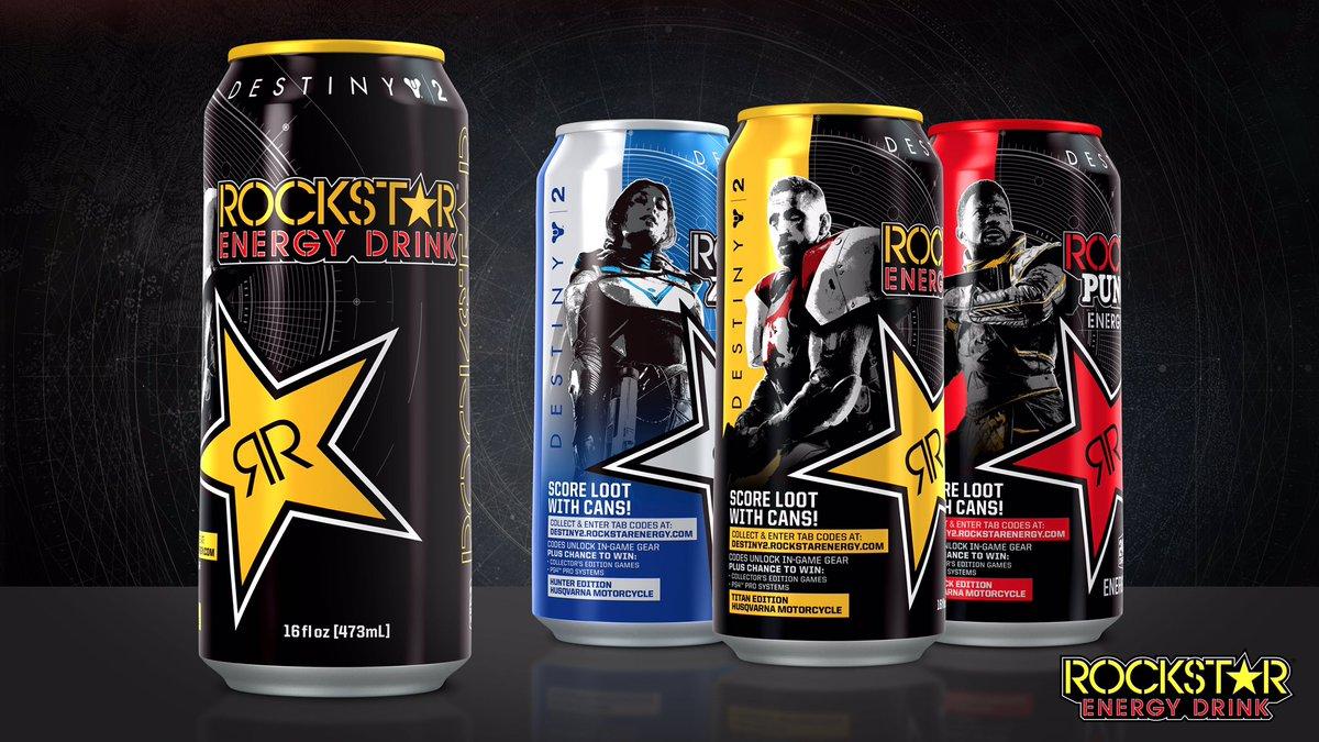Großartig Rockstar Energy Drink Lebenslauf Zeitgenössisch - Bilder ...