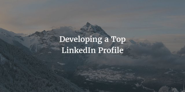Learn How To Develop A Top #LinkedIn Profile  http:// buff.ly/2kmr7Zk  &nbsp;   #socialmediatips<br>http://pic.twitter.com/53EyYfhR1f