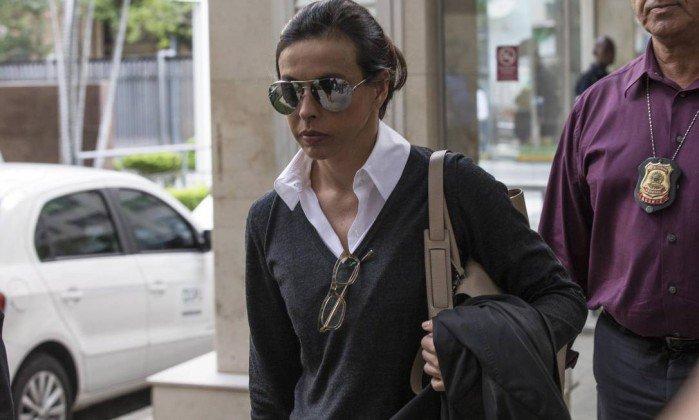 MPF vai pedir tornozeleira para Adriana Ancelmo, Cavendish e Cachoeira: https://t.co/xlr2AHwmx5
