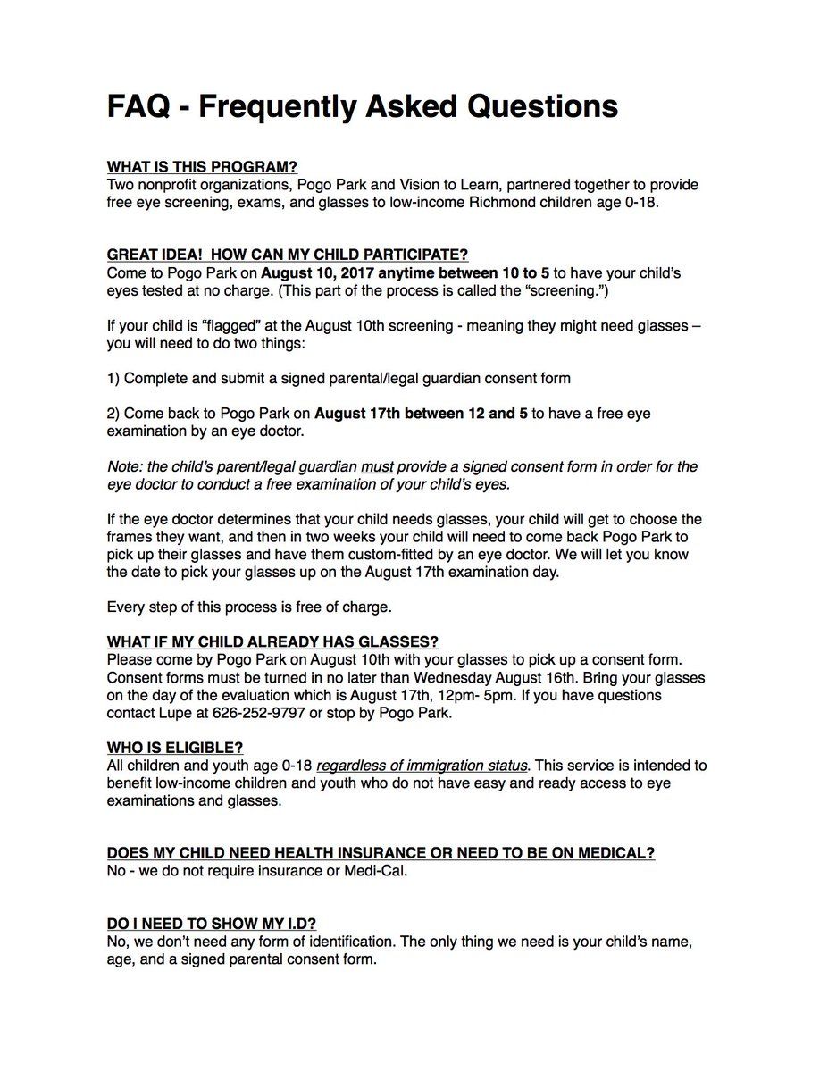 Awesome eye exam form template pictures inspiration example free child medical consent form work proposal letter sample chef nvjuhfo Image collections