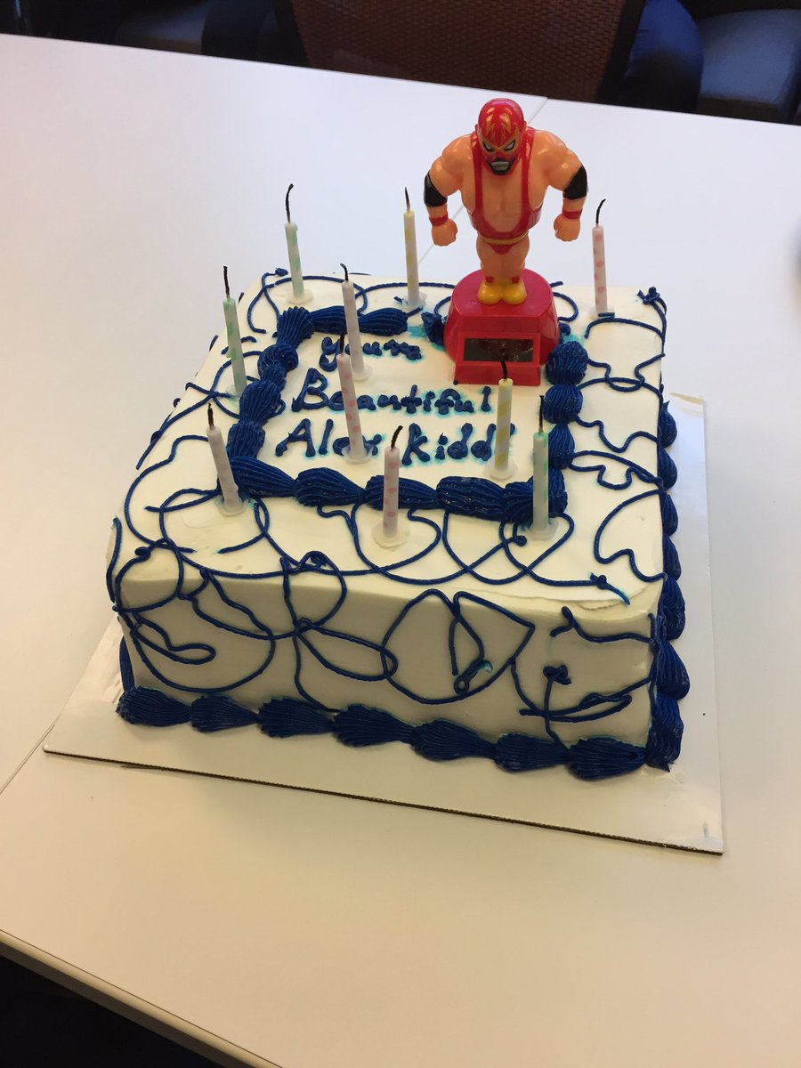 Alex Solverson Auf Twitter Got A Great Birthday Cake At The SEGA Office Today I Truly Do Feel Beautiful