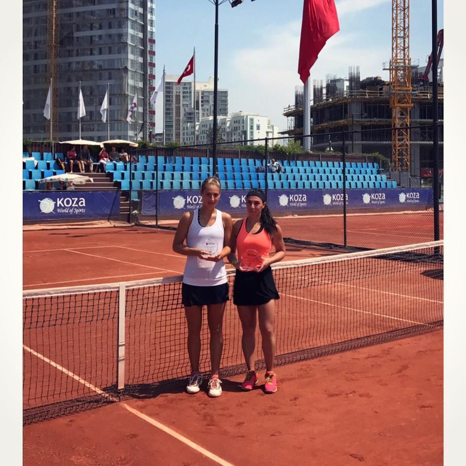 11th ITF singles title for Ekaterine Gorgodze . #Istanbul #TUR #15k #title #tennis #mizunoshoes @MizunoTennisEU #neverstoppushing<br>http://pic.twitter.com/lOQrBLrThS