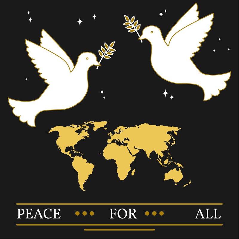 essay world peace terrorism