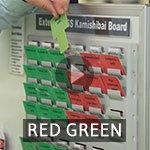 Use red-green task boards #Kamishibai #5slean #practical5s. #leanminute #leanmanufacturing  http:// dld.bz/dBGU9  &nbsp;  <br>http://pic.twitter.com/UtSuImEKba