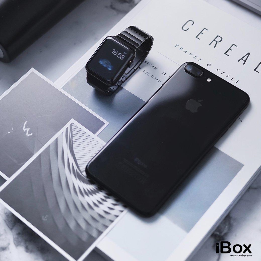 Ibox On Twitter Be As Elegant As Iphone 7 Plus Jet Black