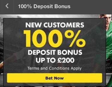 Bet365 Betway bonus 100 withdrawal  #napolirealmadrid #AllStarBet -&gt;  http://www. bet365.com/dl/~offer?affi liate=365_473070 &nbsp; … <br>http://pic.twitter.com/zMJbnvNRiD