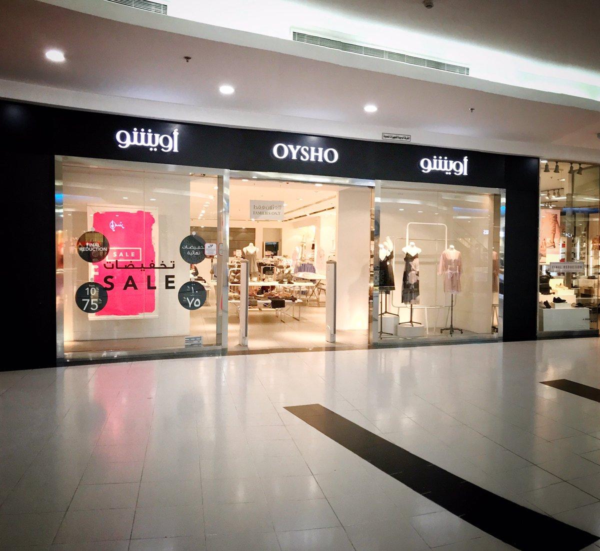 الرياض جاليري On Twitter تخفيضات تصل إلى 75 لدى معرض أويشو الرياض جاليري الطابق الأرضي