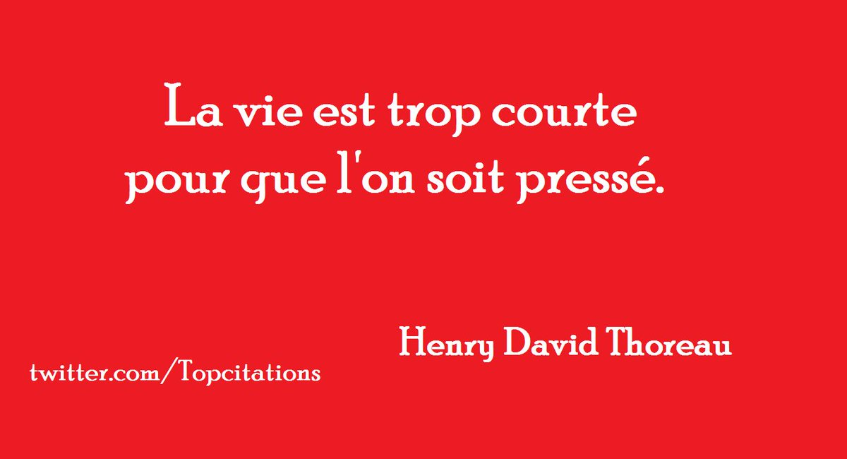 1001 Citations Com On Twitter Citation De Henry David