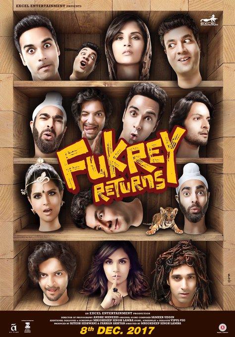 Fukras Going Headless - but the fukrapanti stays strong! @FukreyReturns @PulkitSamrat @RichaChadha @varunsharma90 @OyeManjot @alifazal9 https://t.co/Oosbo58JCd