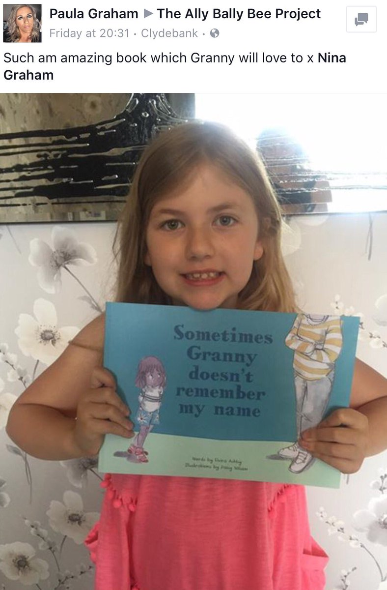 Please RT  Our wee superstars showing off their personalised books –   dementia  alzscot  alzheimerssoc  AlzheimerEurope   ARUKnewspic.twitter.com Fn835VrGRF 2acf27ac2