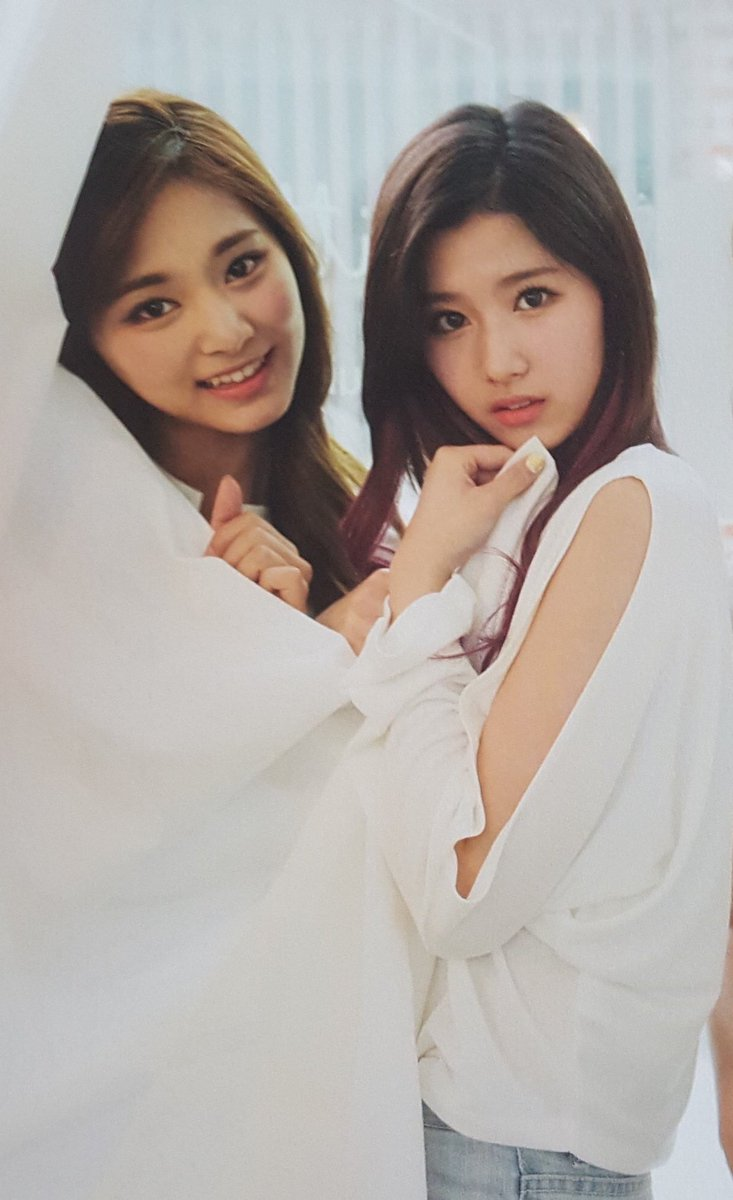 Photoshoot Twice Photobook One In A Million Scans Celebrity