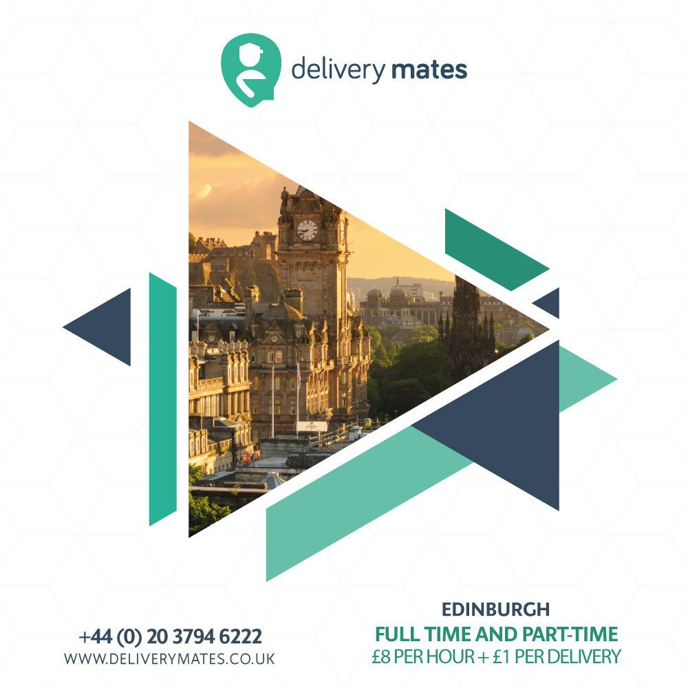 Delivery Mates On Twitter Are You Looking For A Job In
