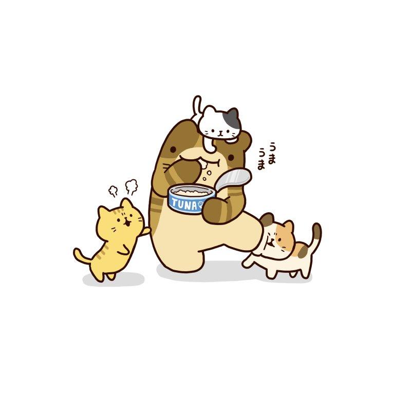 RT @mohamedo62: 猫とネコザメ #世界猫の日 #サメーズ https://t.co/UzvAOfPZV0