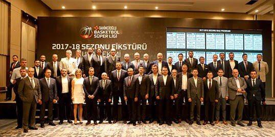 Tahincioğlu Basketbol Süper Ligi'nin 201...