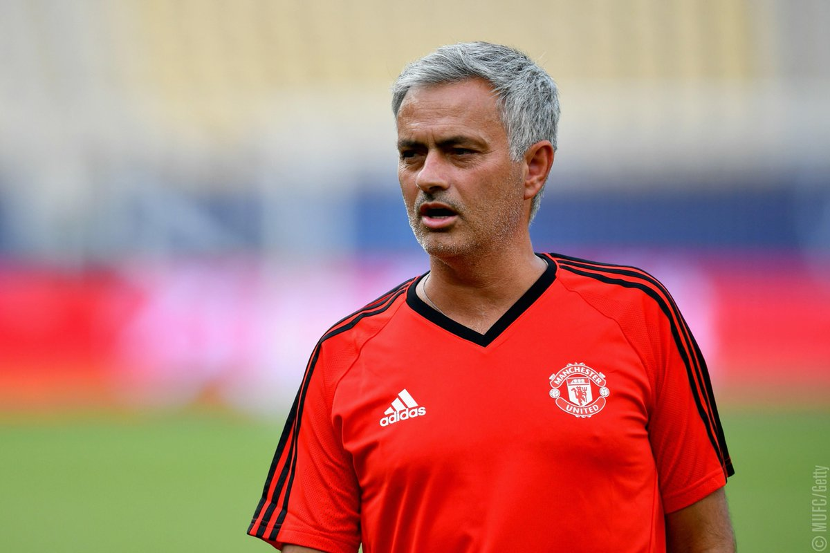 🌡 With Macedonia caught in a heatwave, Jose will be hoping we can keep cool for a trophy-winning start to 2017/18: https://t.co/KxRsEo3gz3