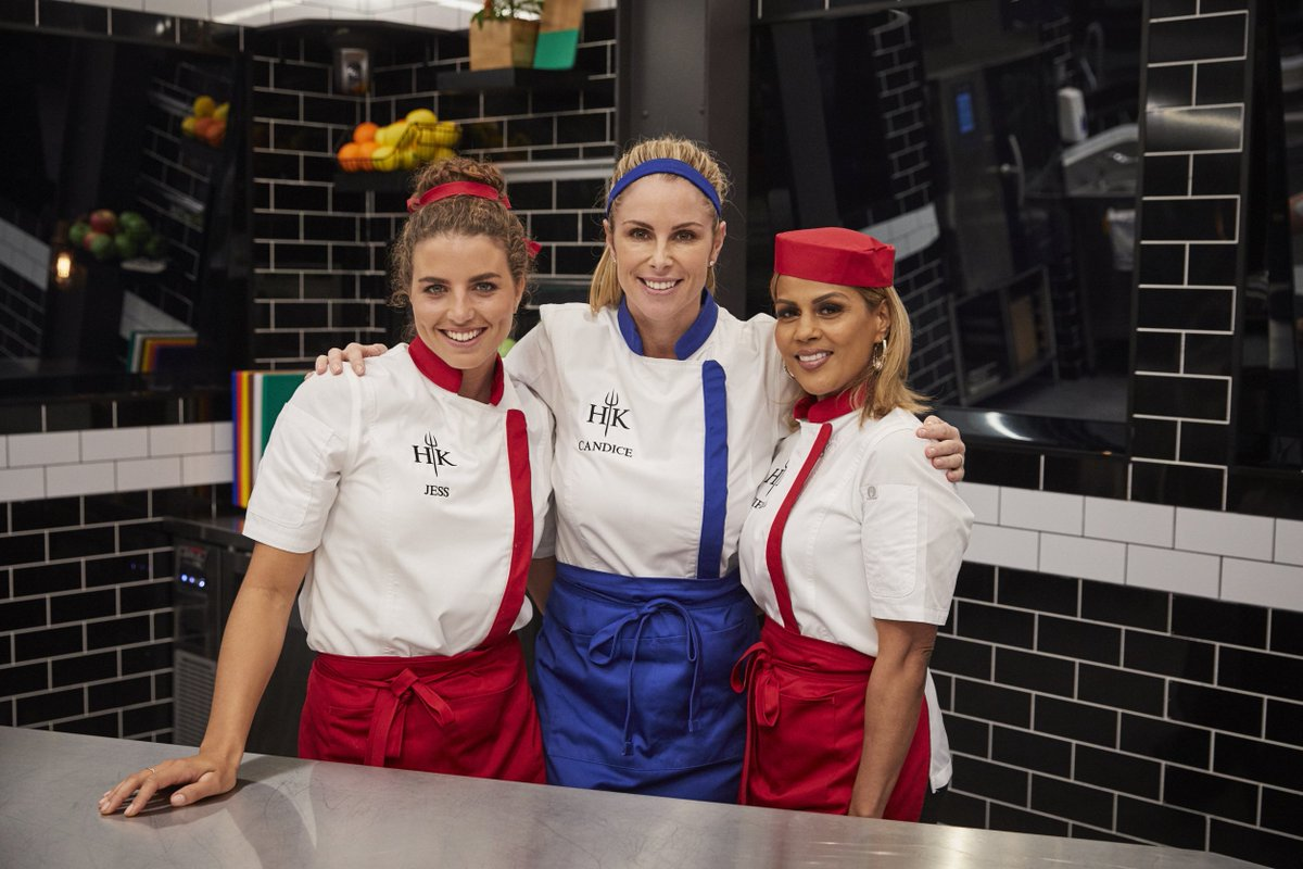 Channel 7 On Twitter There We Go Our Three Celebs Cooking To Keep Their Place In Hell S Kitchen Are Jess Pettifleur And Candice Hellskitchenon7 Https T Co Nuarzlgbkv