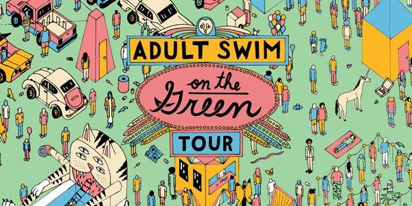 Adult Swim Presents 121