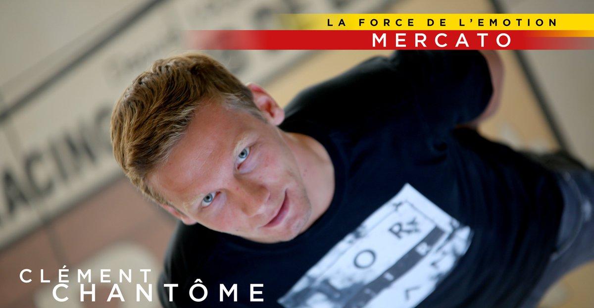 #OFFICIEL @ClementChantome nouveau milieu lensois ! #mercato #rclens Interview et photos ▶️ https://t.co/DEHeagbJ0g