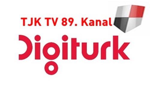 TJK Tv Digitürk 89. Kanalda