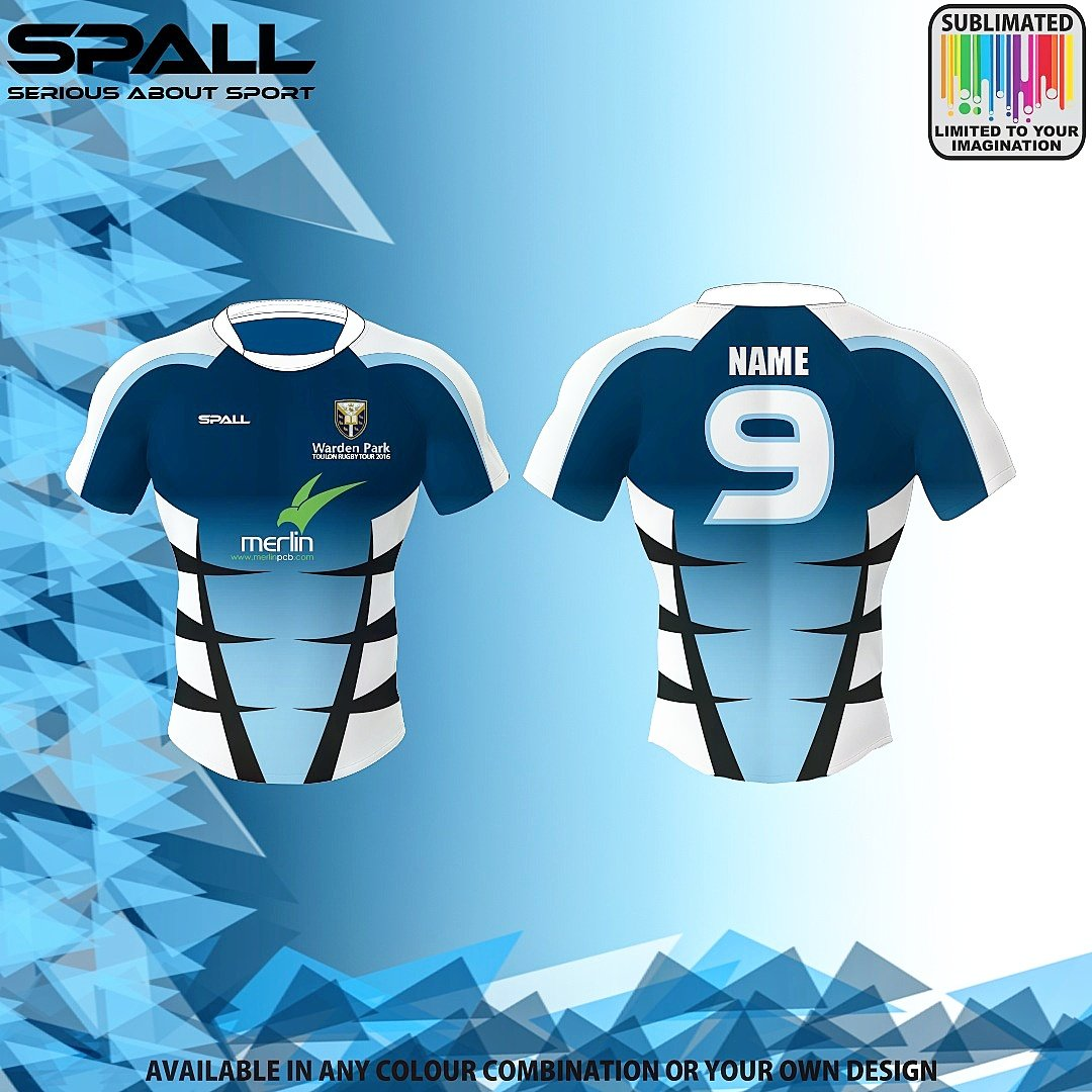Design Your Own Rugby League Shirt - DREAMWORKS