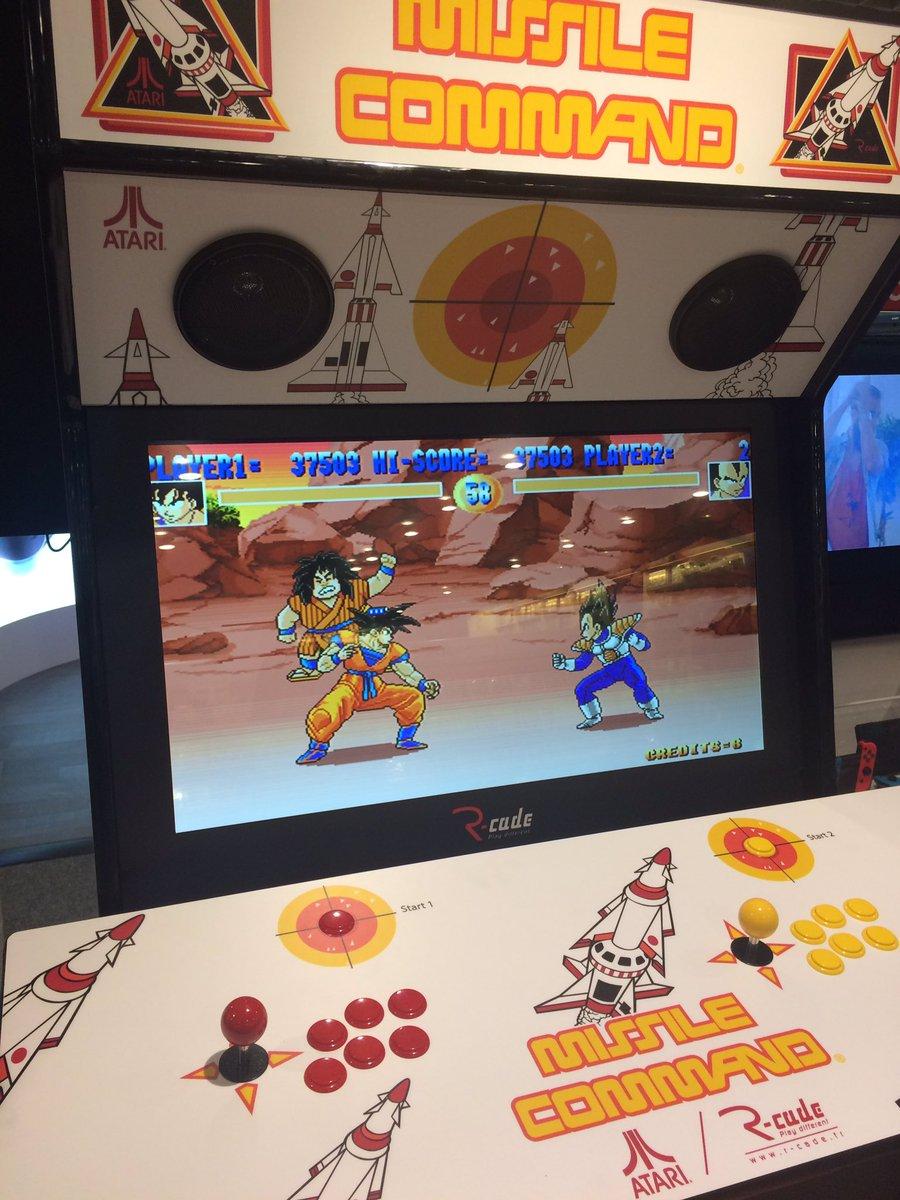 borne arcade fnac