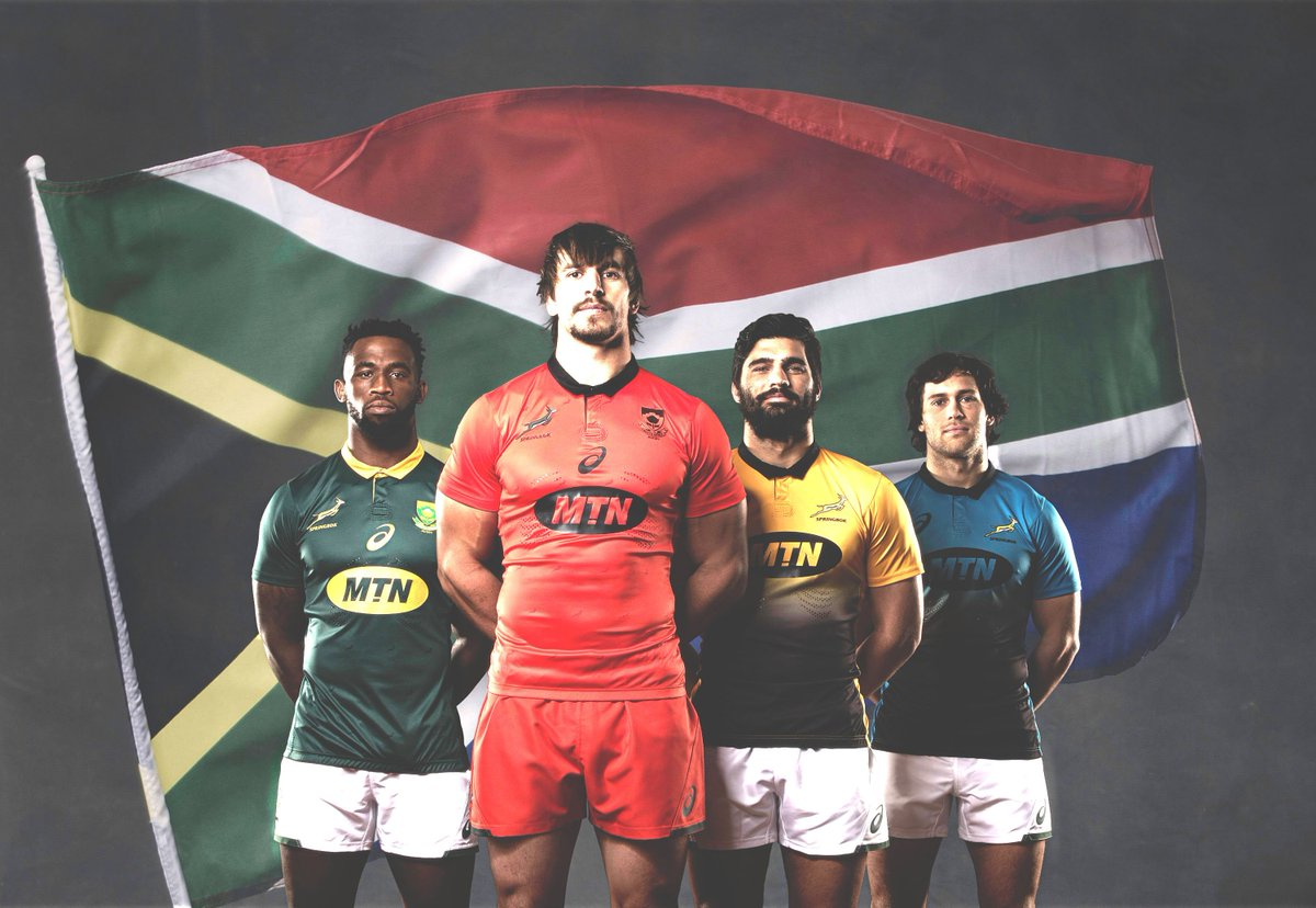 ec630bac067 #Springboks to play @unionargentina in Salta in limited-edition alternate  jersey in the red of the South African flag in Salta on 26  Augustpic.twitter.com/ ...