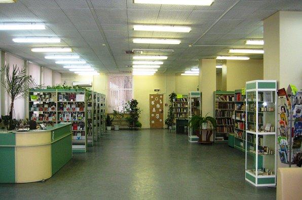 Электронный каталог и базы данных библиотеки