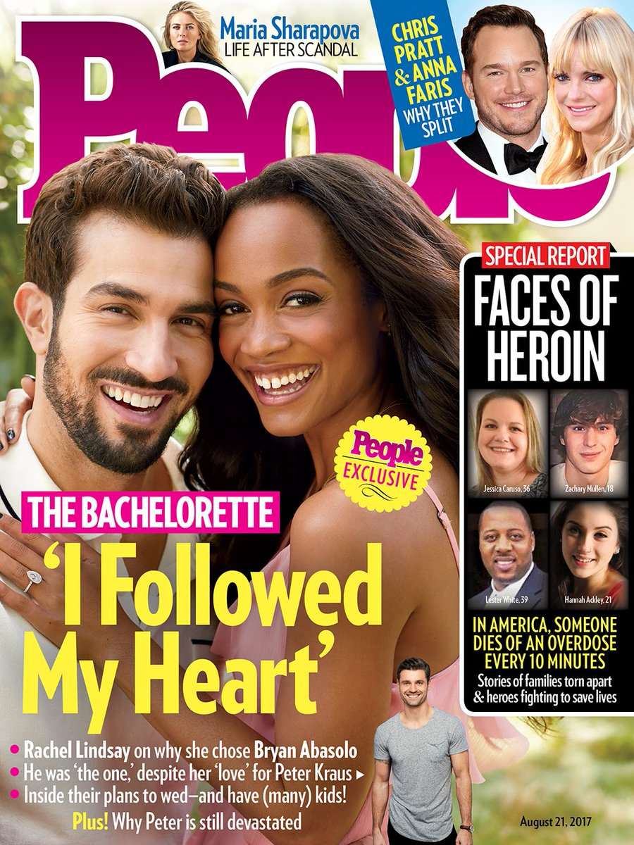 18a8e8047cf rachel lindsay is no longer the attorney shares how she knew bryan abasolo  was the one