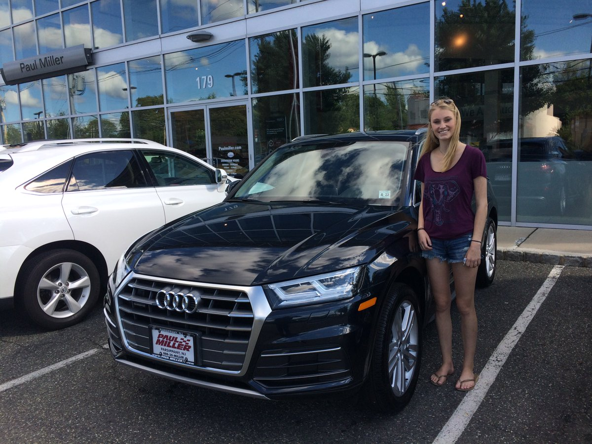 Paul Miller Audi On Twitter Katie K From Chatham Is Off To - Paul miller audi