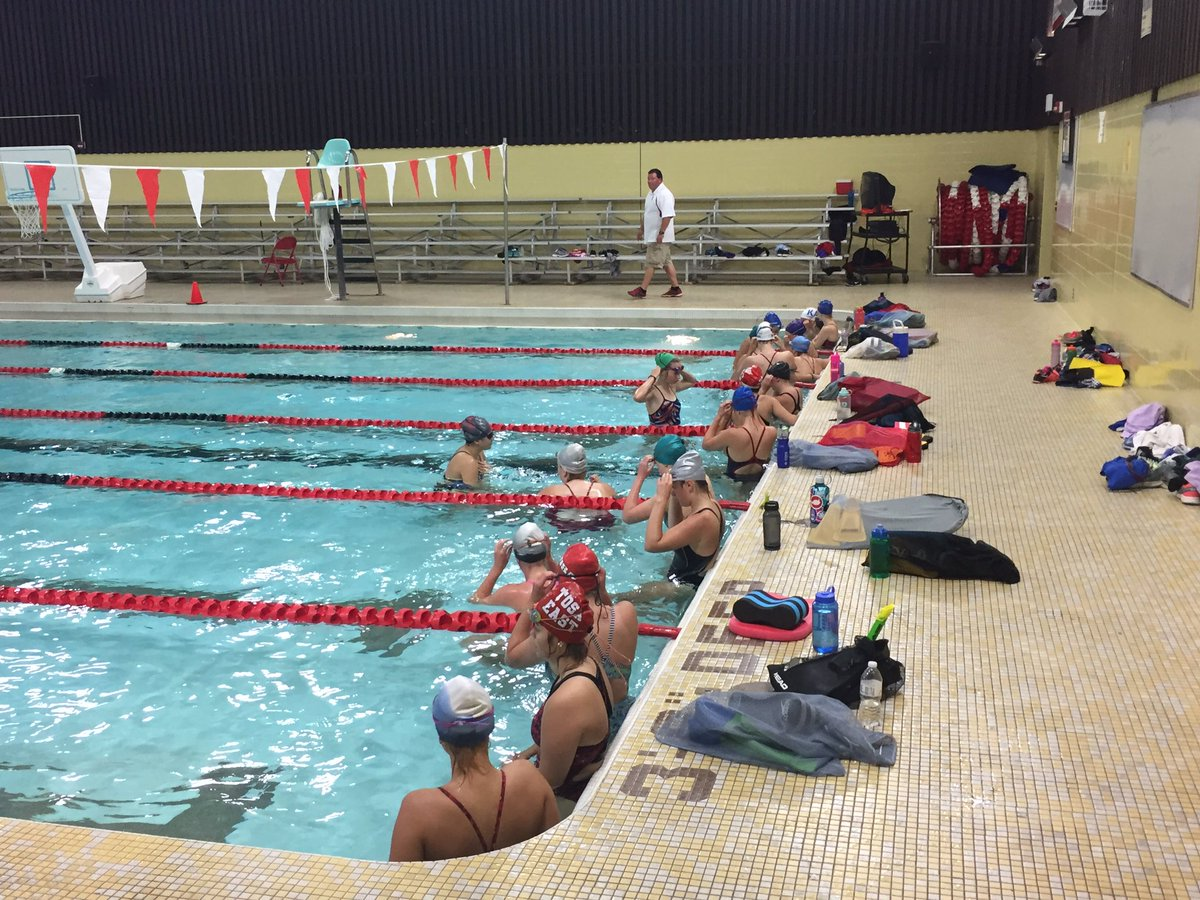 Tosaeastathletics On Twitter Girls Swim Started Practice Today In The Pool Tennis Hit The Courts Also