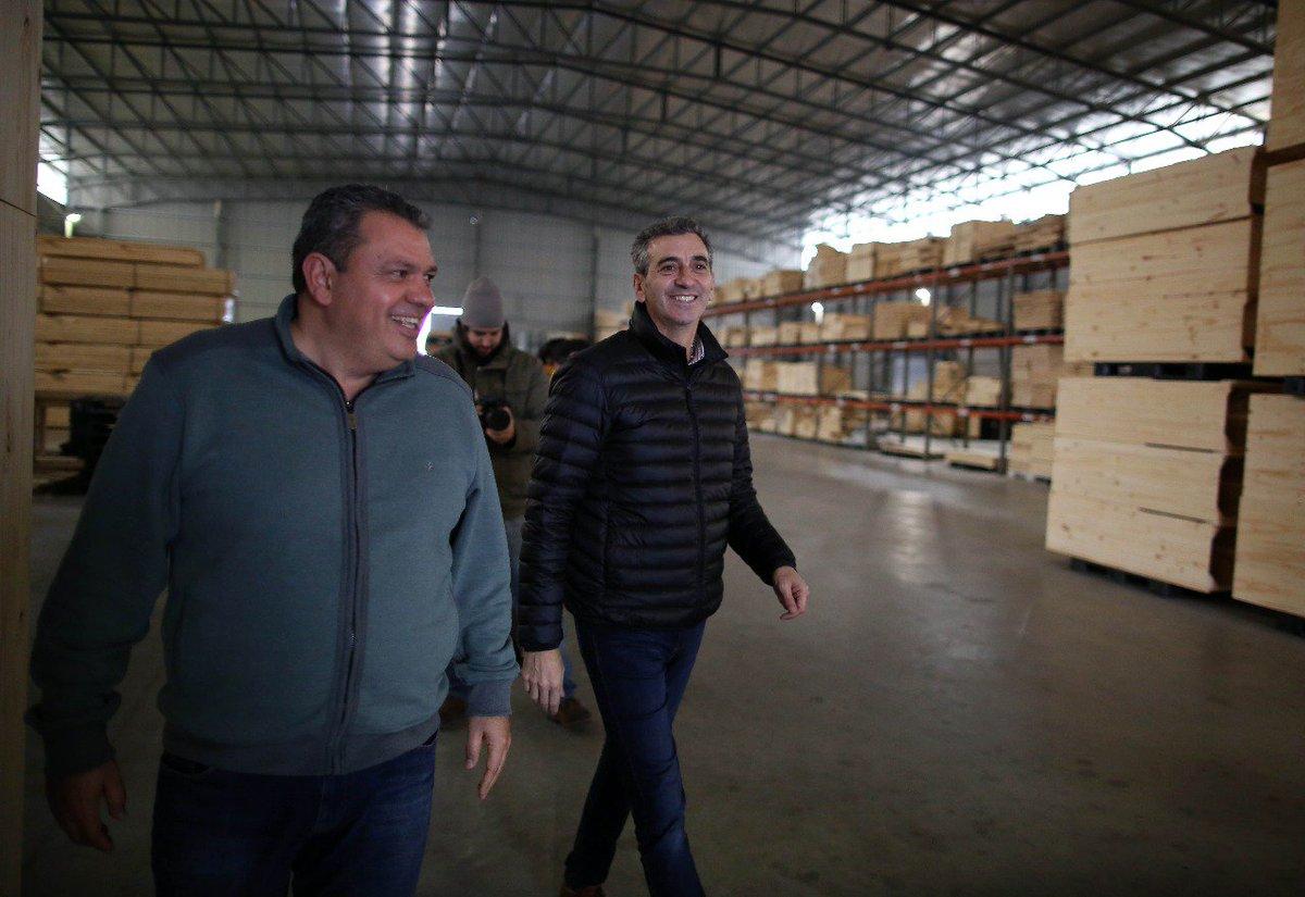 Florencio Randazzo On Twitter En San Fernando Visitamos Una  # Muebles Pino San Fernando